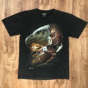 Vintage American Bald Eagle T-Shirt Tee